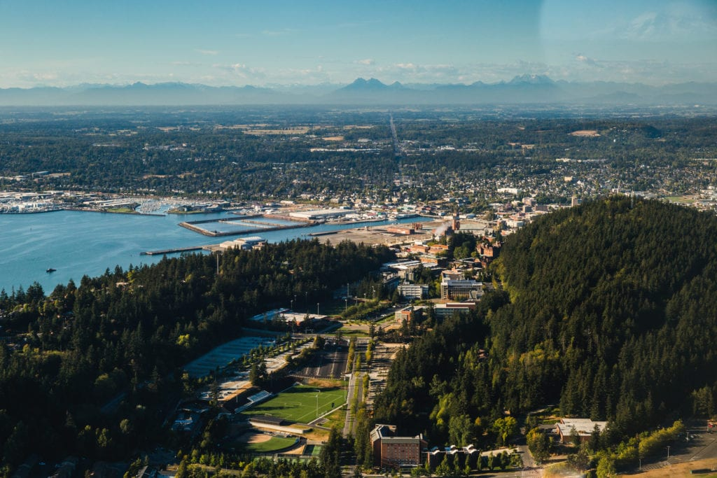 Western Washington University Bellingham Whatcom County 3 50
