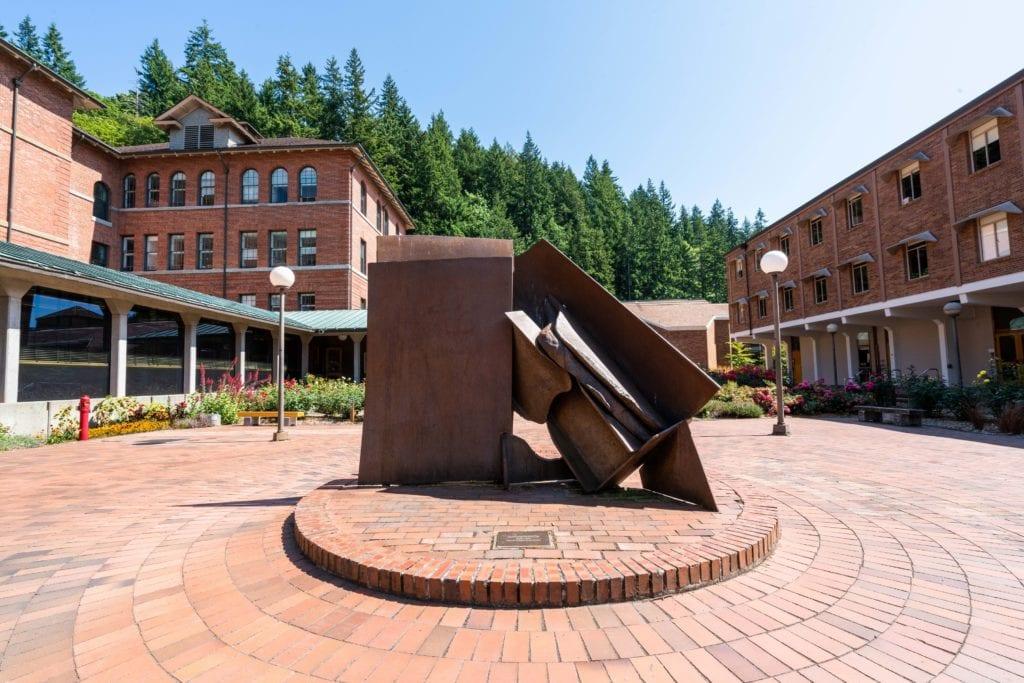 Western Washington University Sculptures Bellingham Whatcom5 50