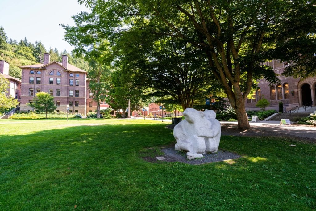 Western Washington University Sculptures Bellingham Whatcom9 50 1 50