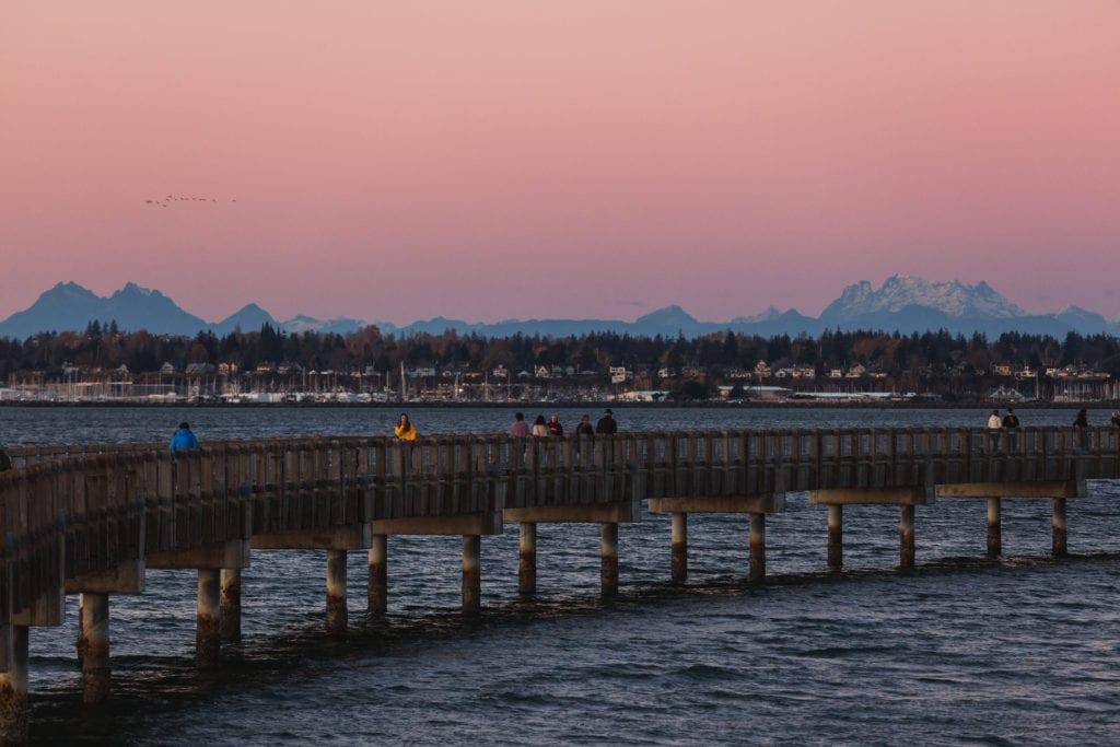 Wwu Flicker, Taylor Dock