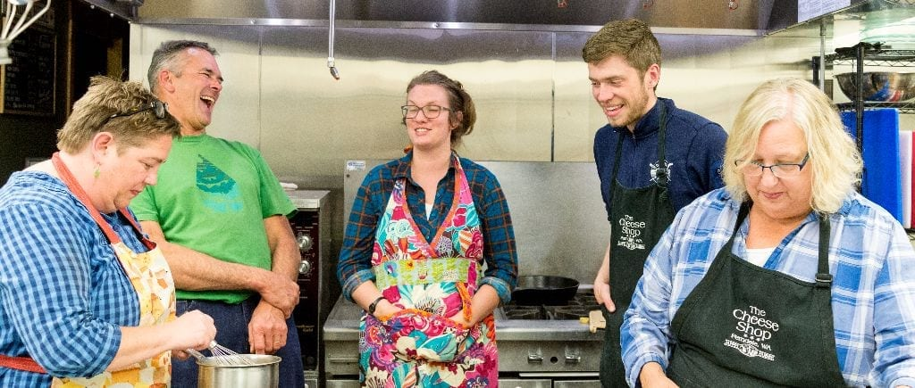 Cooking Classes Bellingham Whatcom County