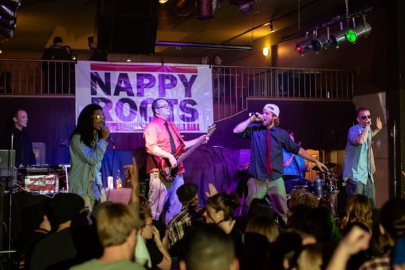 Deadly D Opens For Nappy Roots Photo By Genaro Photography