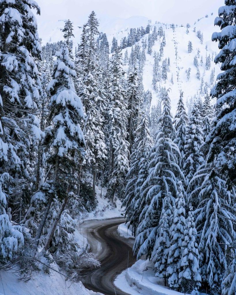 Nooksack Nordic Bellingham Whatcom County Mount Baker