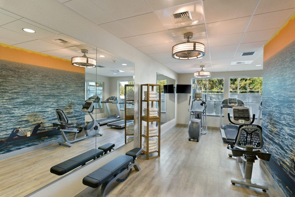 Oxford Hotel Fitness Center (5)