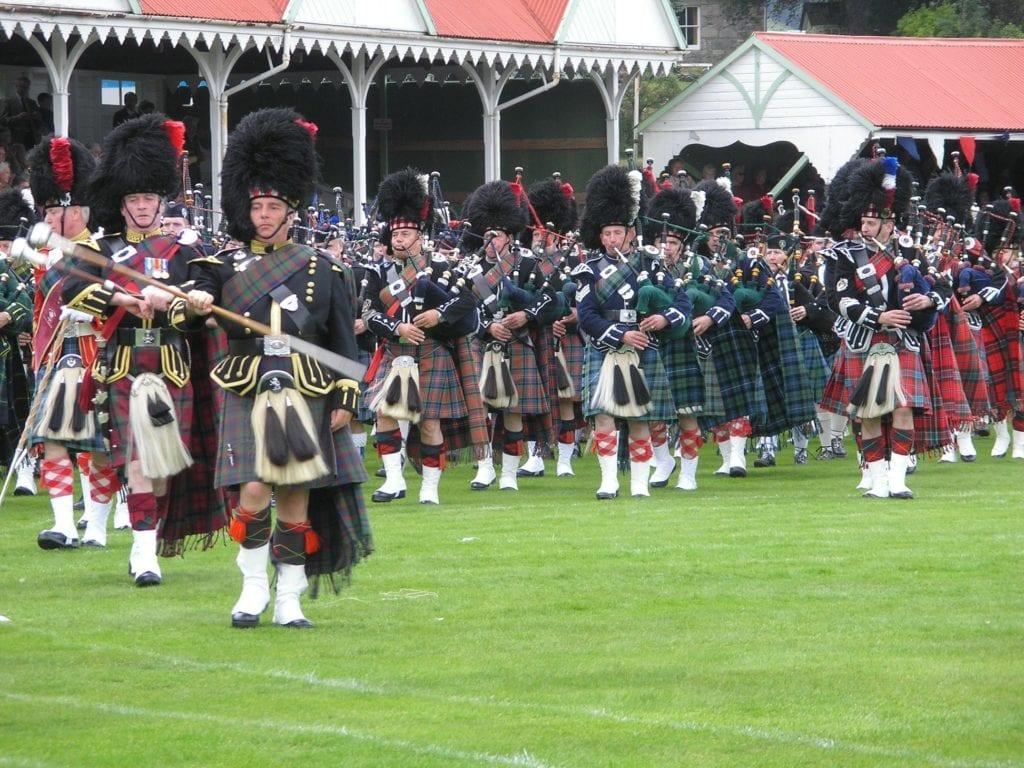 Bellingham Scottish Gathering