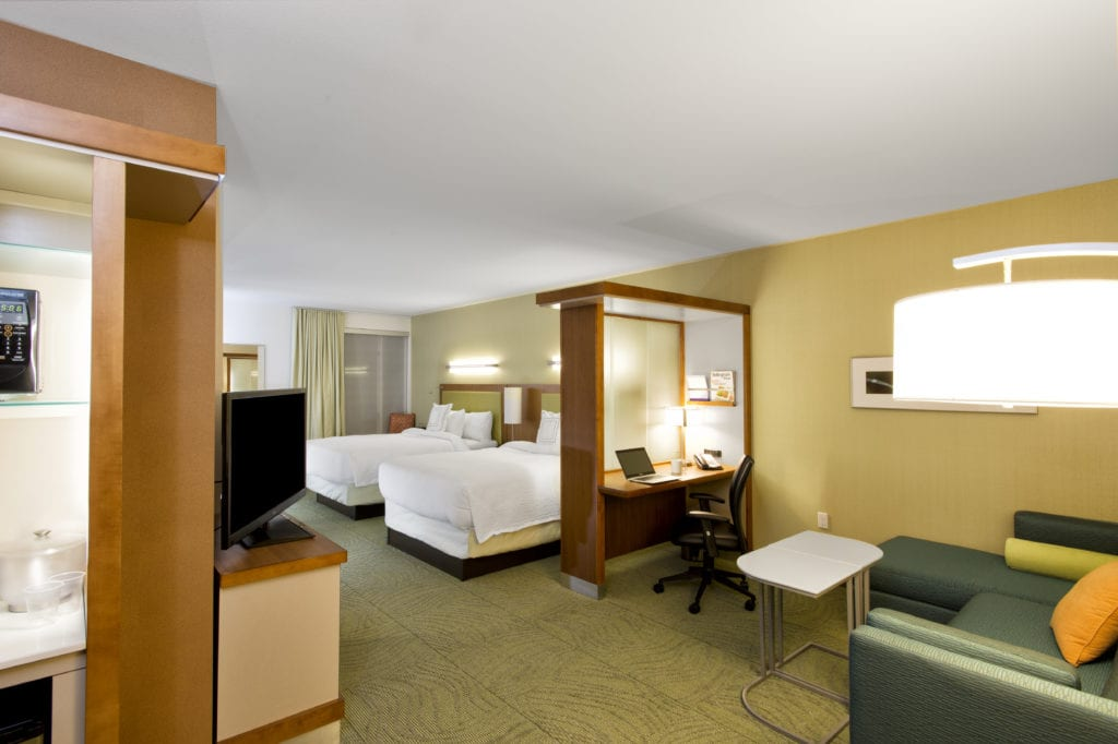 Interior Springhill Suites Bellingham Washington Where To Stay Hotels In Whatcom County (1)