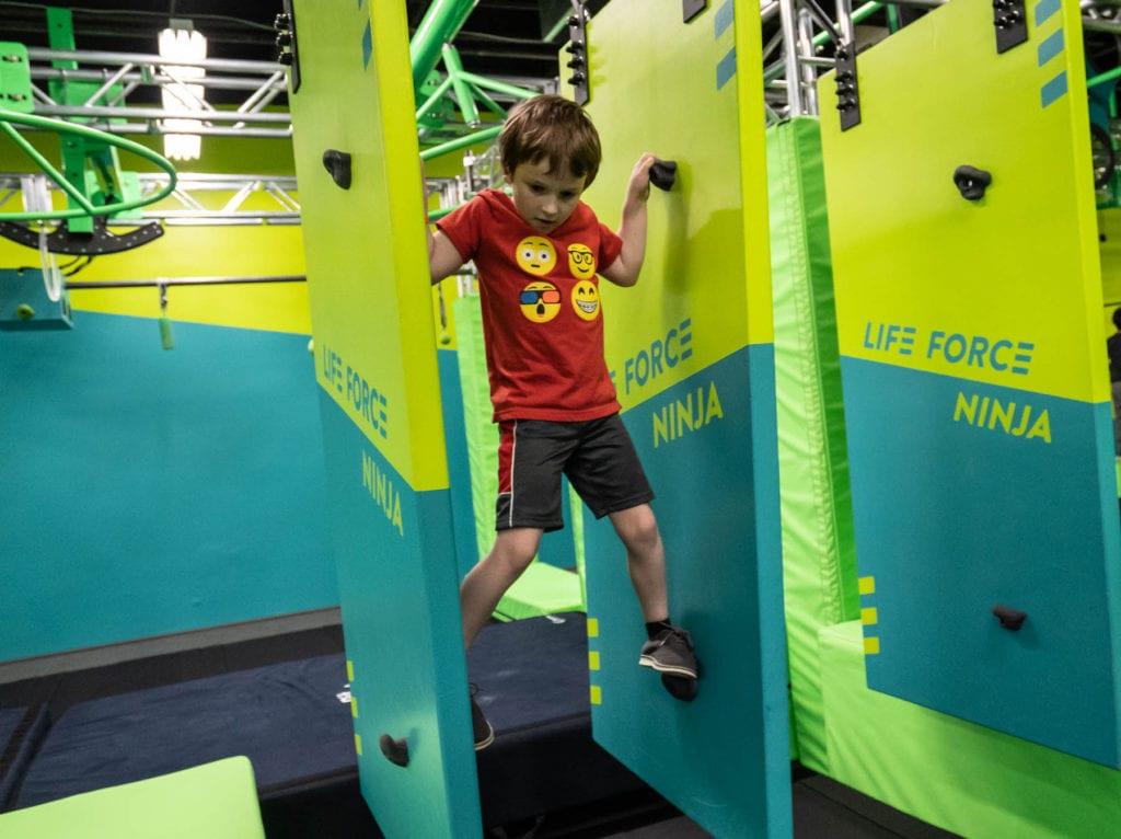 Life Force Ninja Gym Bellingham Whatcom County Kid Activities (1)