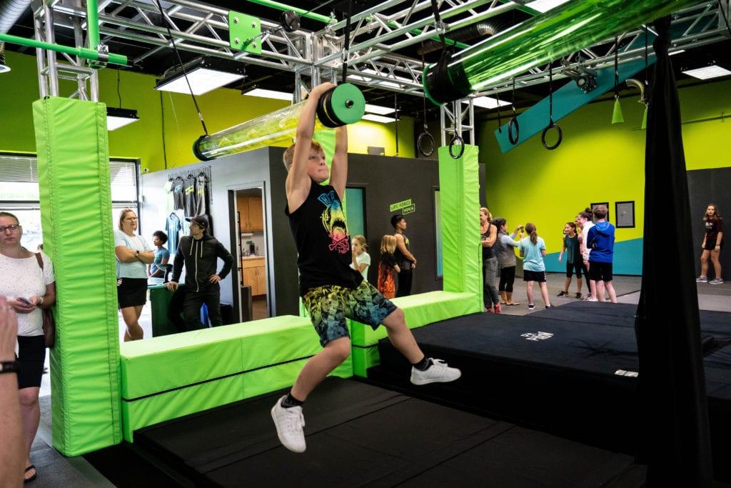 Life Force Ninja Gym Bellingham Whatcom County Kid Activities (2)