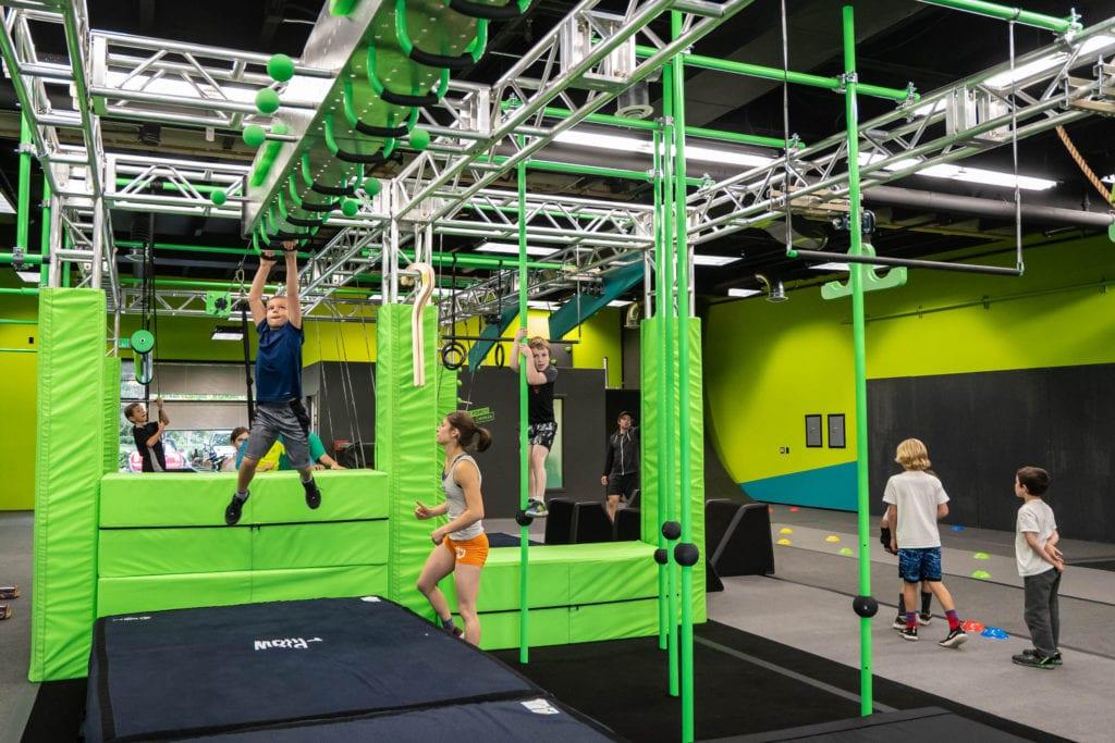 Life Force Ninja Gym Bellingham Whatcom County Kid Activities (6)