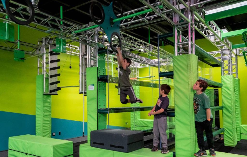 Life Force Ninja Gym Bellingham Whatcom County Kid Activities (7)