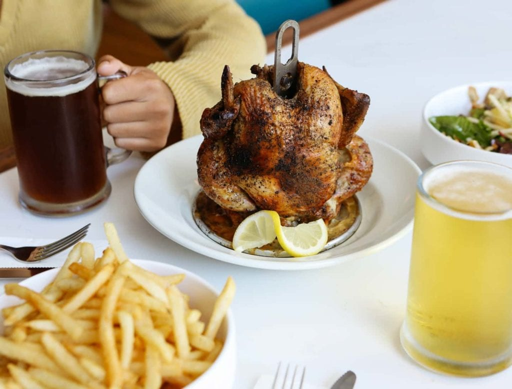 Bantam46 Chicken