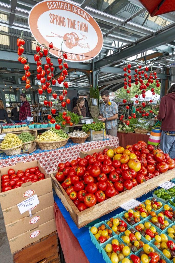 Bellingham Farmers Market / Credit: Visit Bellingham