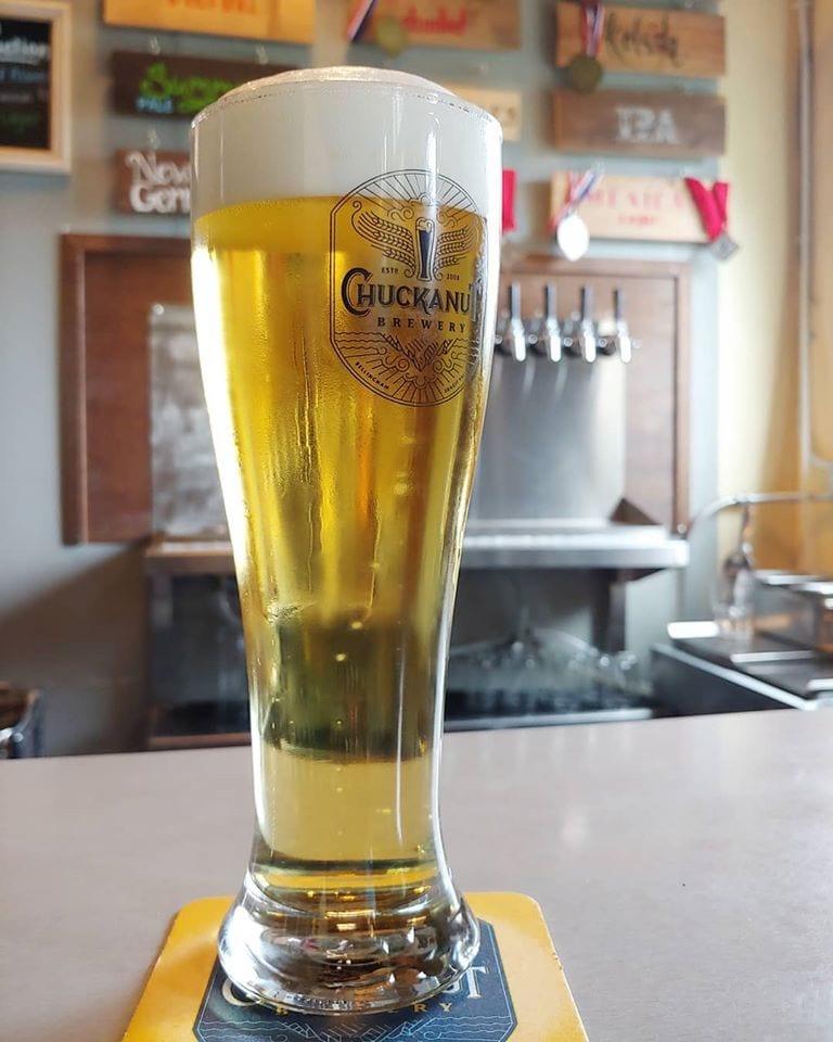 Chuckanut's Spring Beers