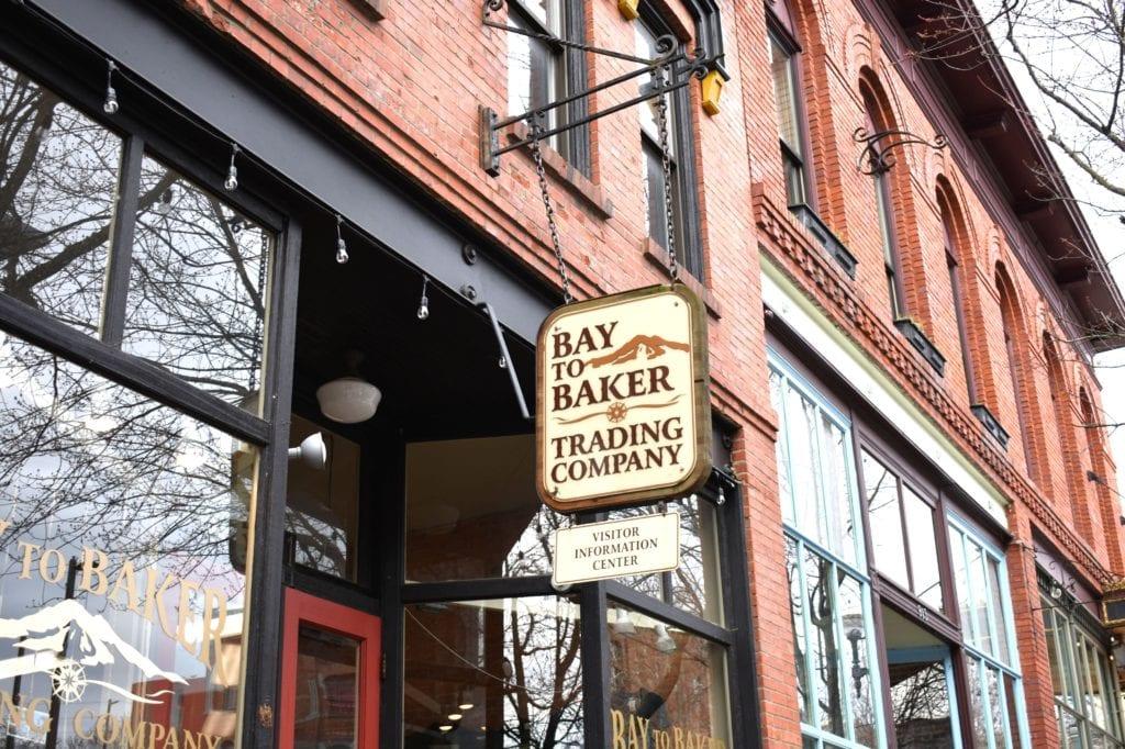 Bay To Baker Fairhaven Shopping Bellingham Washington