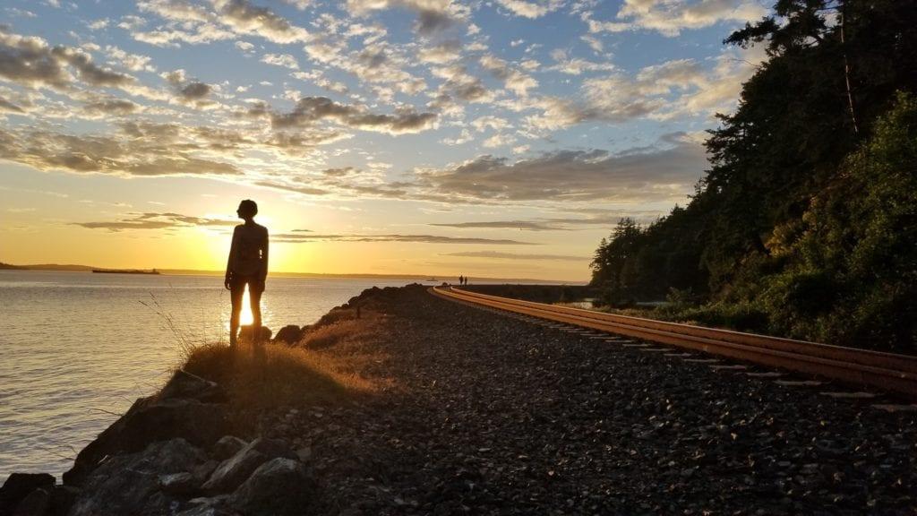 Clarks Point Bellingham Washington