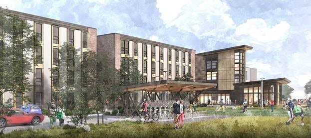 Wcc First On Campus Housing 2020