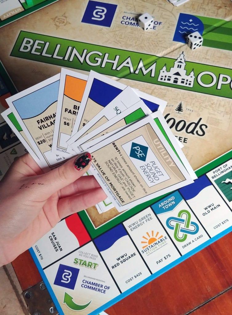Bellingham Washington Monopoly Game Whatcom County Bellinghamopoly (6)