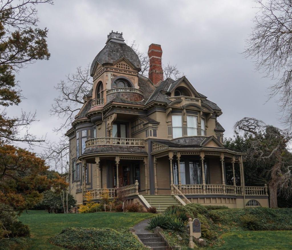 Gamwell House Bellingham Washington Historic Fairhaven District (1) Brittany Fields