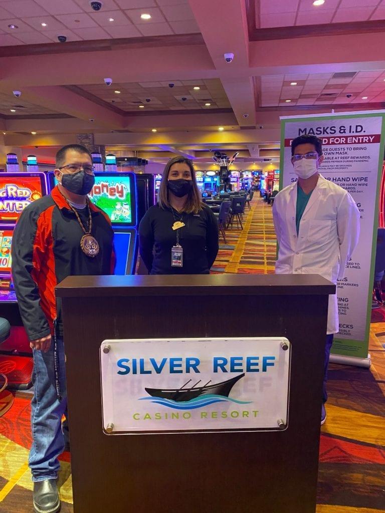 Silver Reef Casino Ferndale Washington