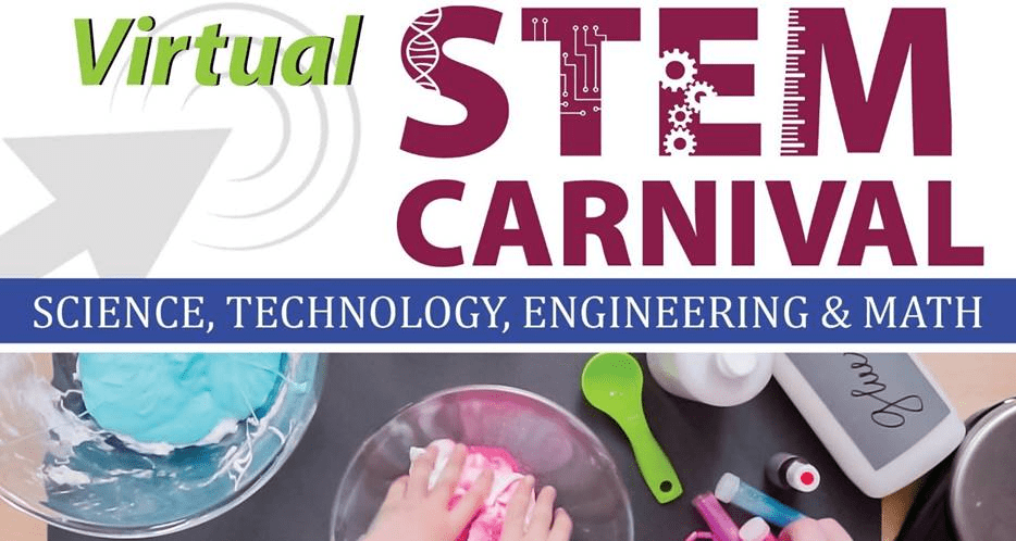 Wcc's Stem Carnival Goes Virtual For Whatcom County Families May 11 15