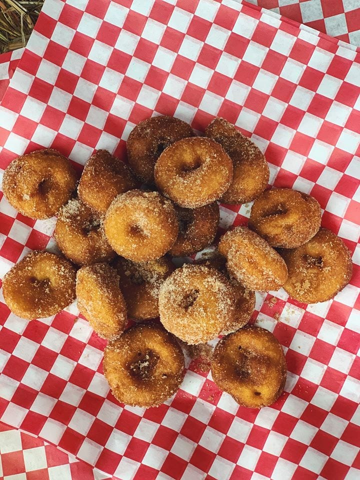 Donuts With Dad Bellewood Farms Lynden Wa