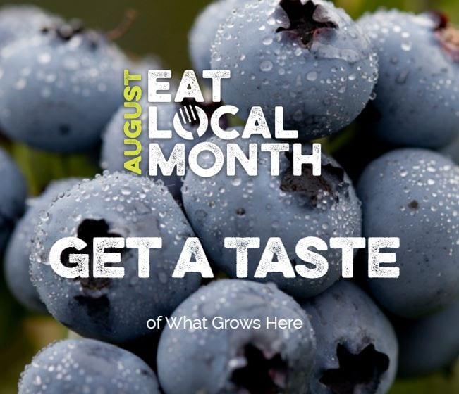 Social Media. Eat Local Month