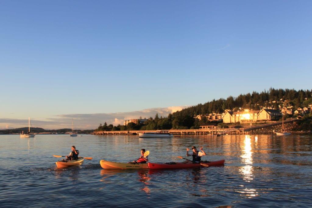 Community Boating Center Bellingham Washington