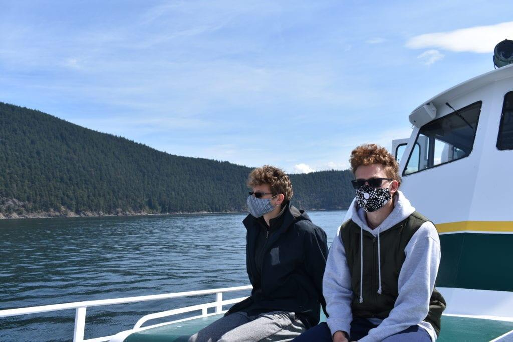 San Juan Cruises Whale Watching Bellingham Washington (156)