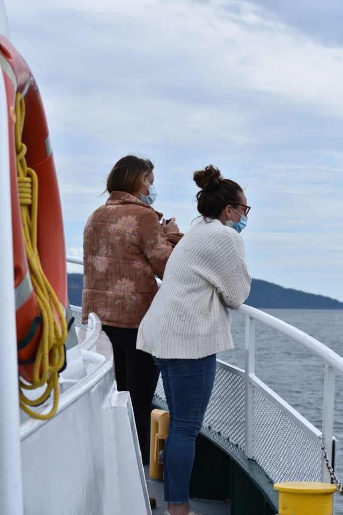 San Juan Cruises Whale Watching Bellingham Washington (404)