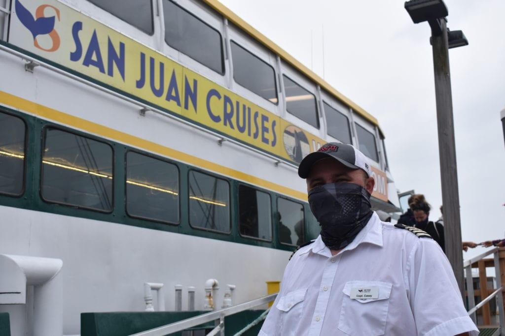San Juan Cruises Whale Watching Bellingham Washington (420)