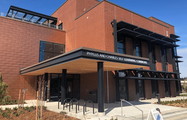 Wcc's Phyllis & Charles Self Learning Commons Achieves Leed Gold Recognition