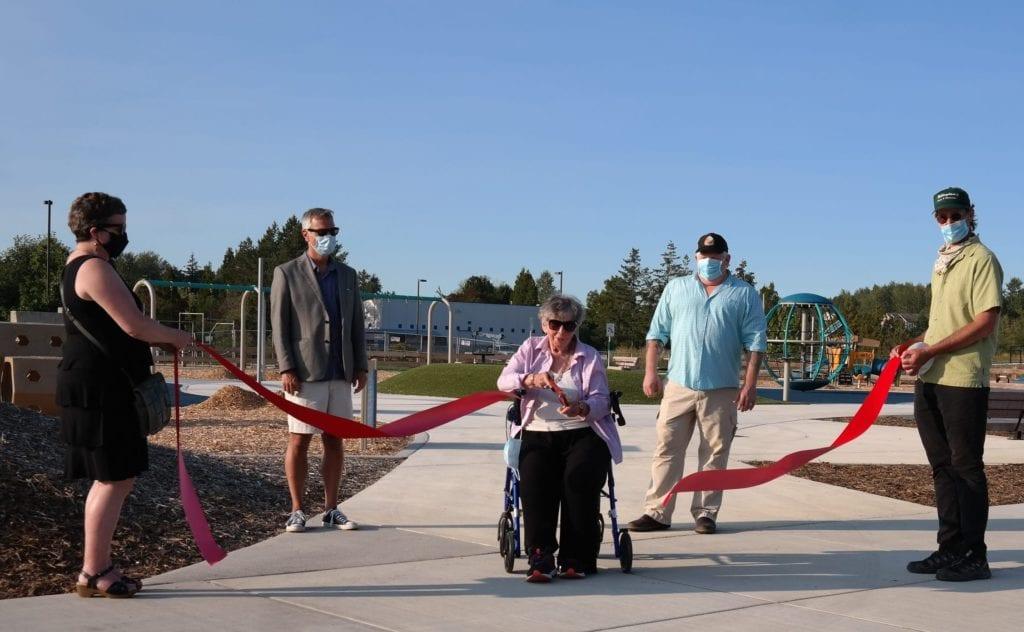 Cordata Park Opens For Labor Day Weekend Bellingham Washington
