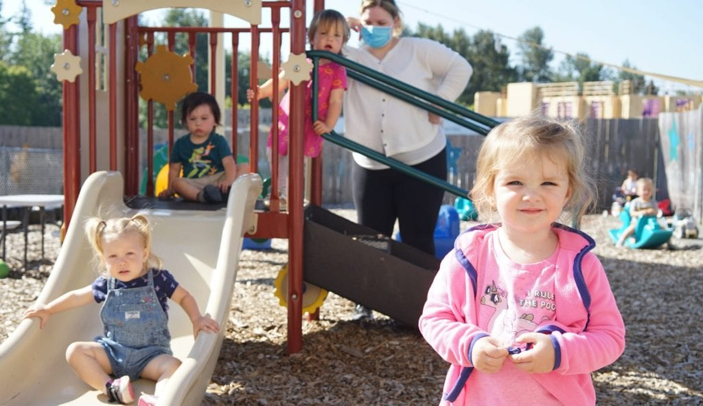 Countywide Partnership Continues Grant Program To Support Childcare Providers