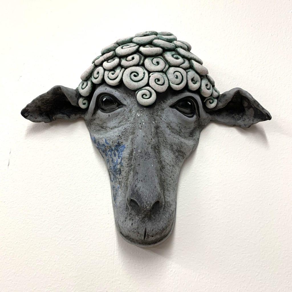 Heads Sheep