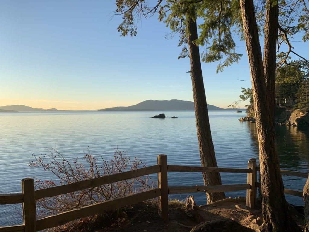 Dana Weber Larrabee State Park Washington State Bellingham Wa