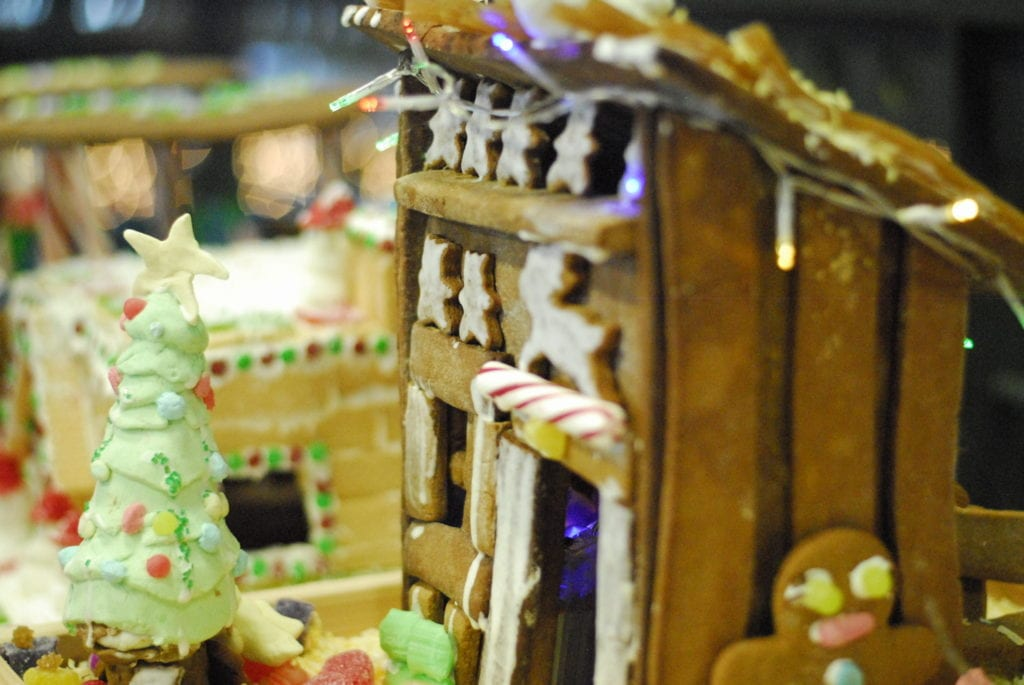 Gingerbread Houses (3)