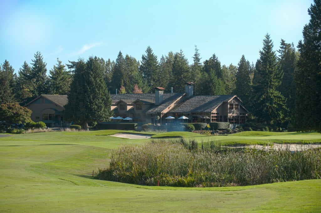 Golf Image From Semiahmoo Golf & Country Club