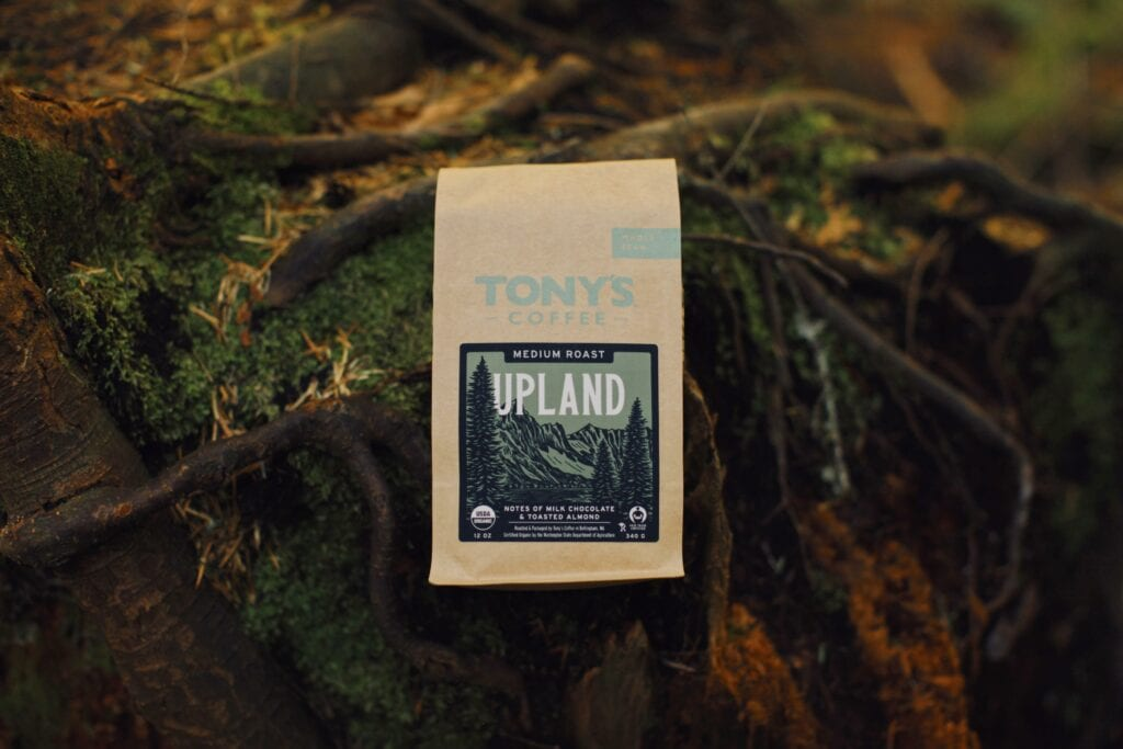Tonys Coffee Upland