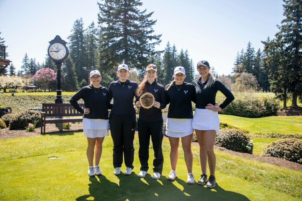 Wwu Golf Team 2021 Spring
